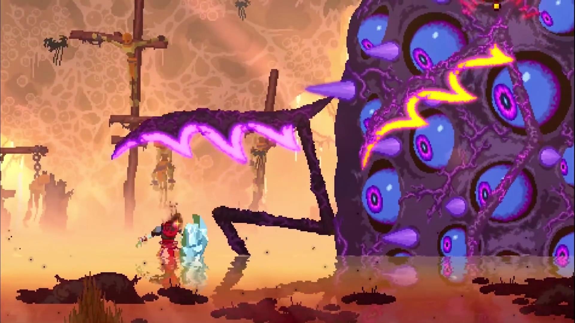 死亡细胞新DLC终极预告!2月11日发售!
