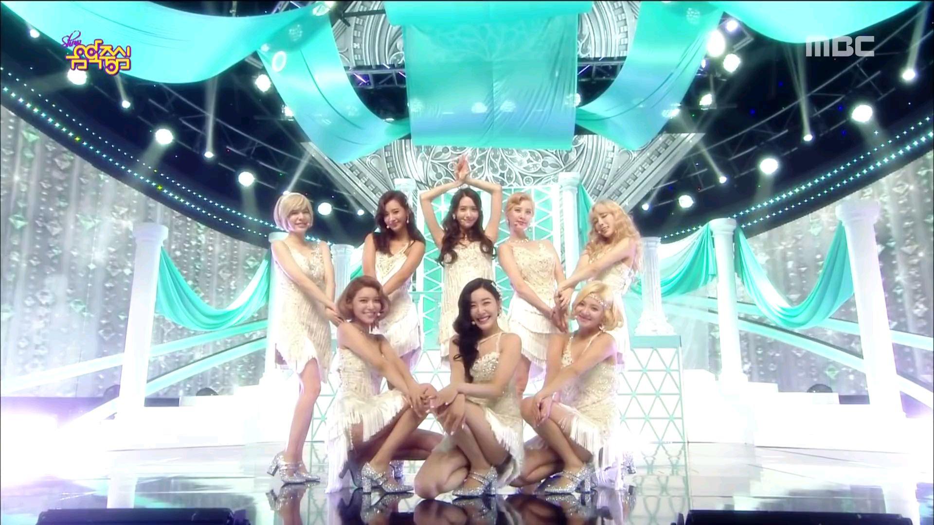 [Comeback Stage] Girls  Generation - Lion Heart, 소