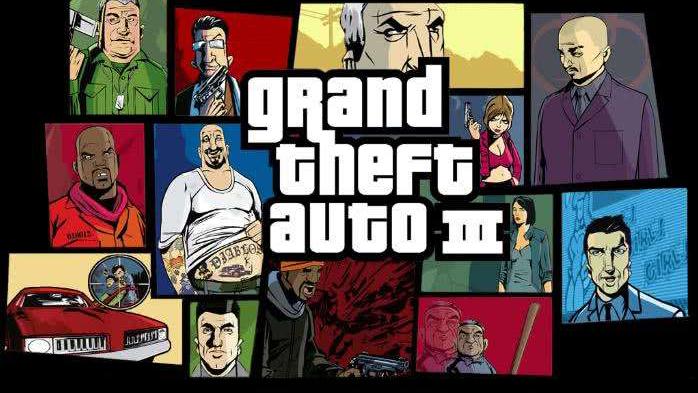 GTA3(侠盗猎车手3)隐藏包裹收集最快记录28分10秒