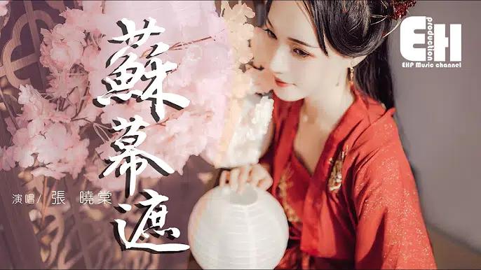 张晓棠-苏幕遮