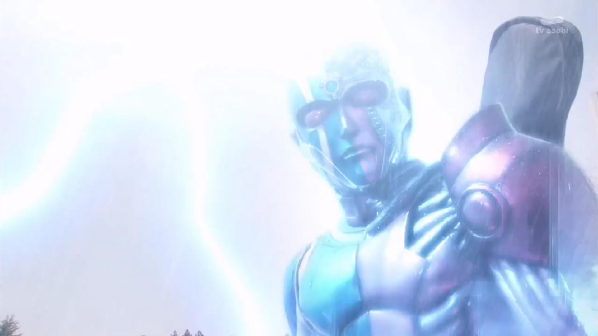 假面骑士铠武30集片段06 番外篇《电脑奇侠》