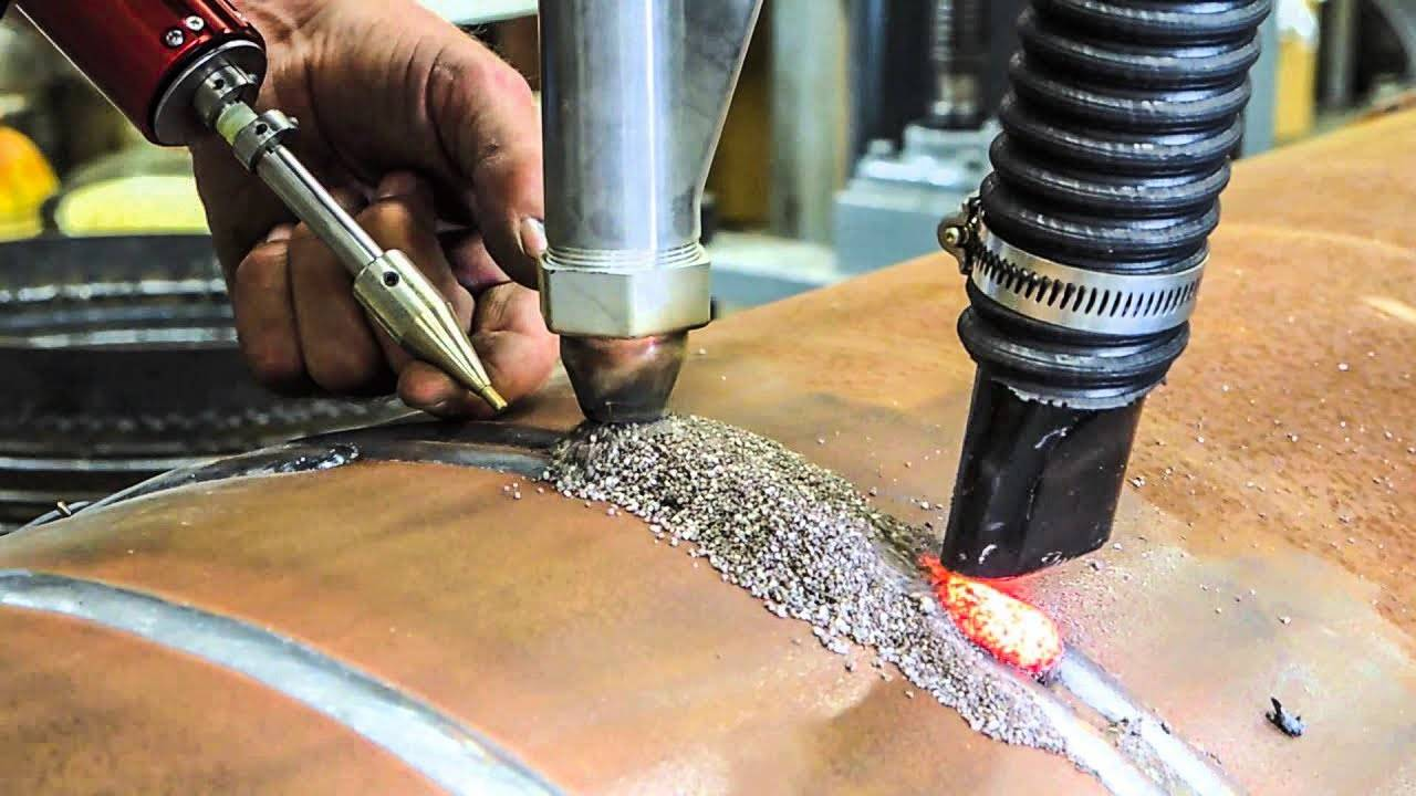 这些最杰出的管道焊接方法!神奇的自动焊机现代技术