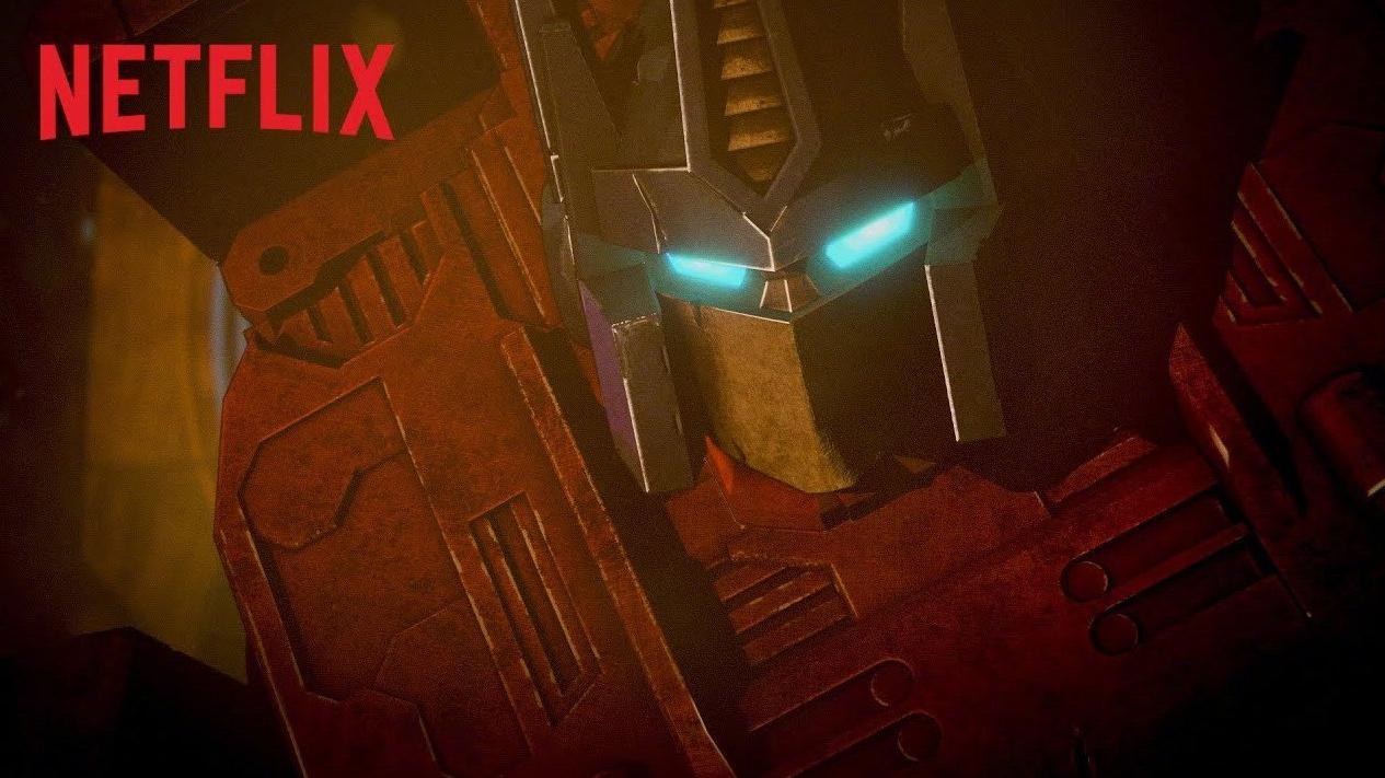 Netflix原创动画『变形金刚 塞伯坦之战:围城』首支预告片