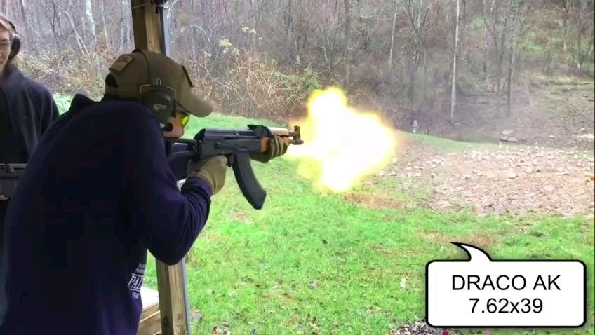 给大家看一些男人无法抗拒的东西各种枪械试射
