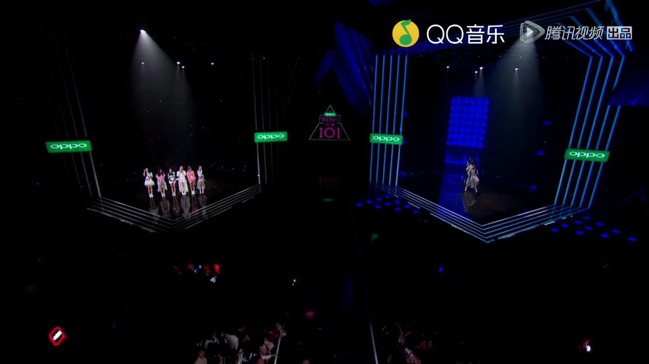 【不潮不用花钱】101翻唱舞台