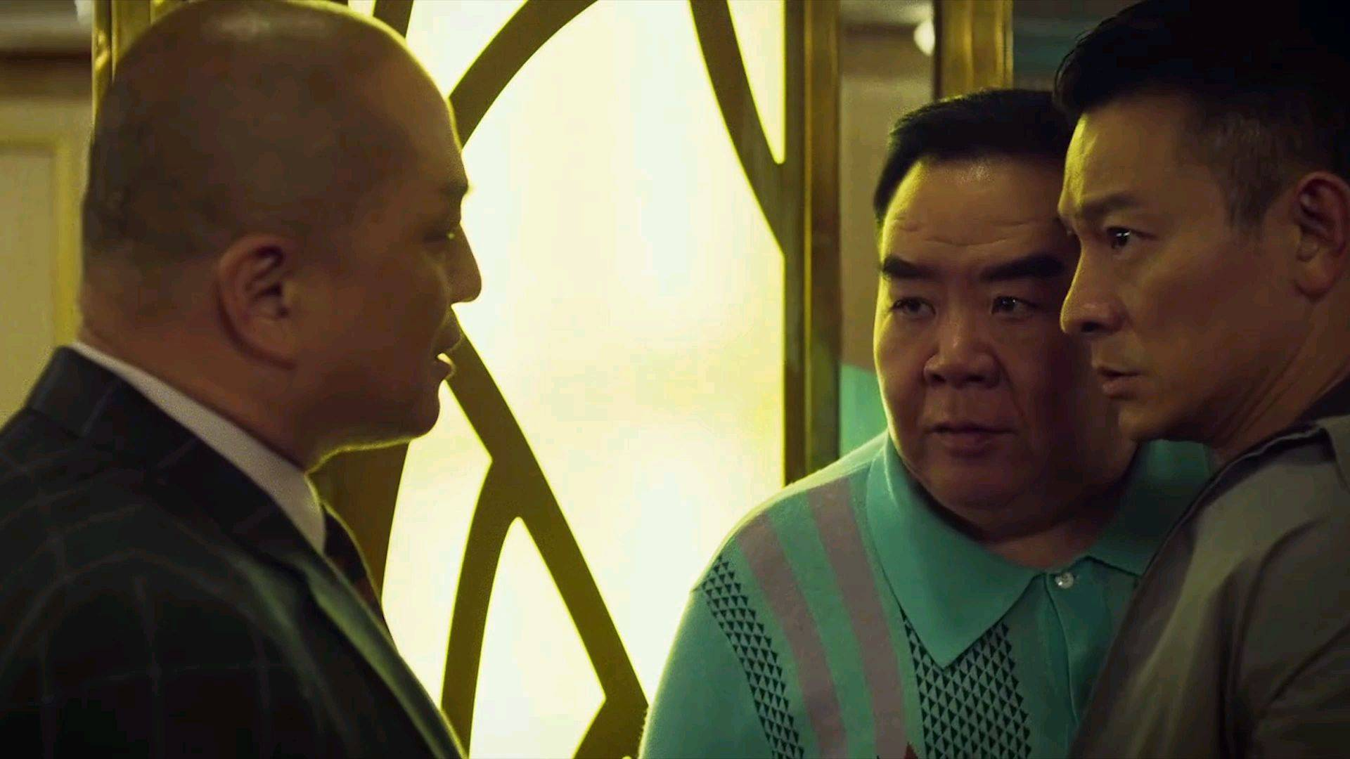 《追龙》混剪5亿探长雷洛的发家史一步一步走到人生巅峰。
