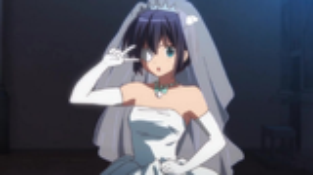 【MAD.AWV】中二病也要谈恋爱,我和六花结婚了