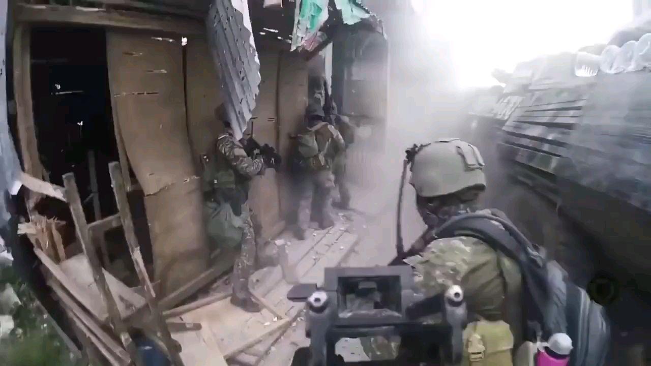 [菲律宾反恐]夺回马拉维