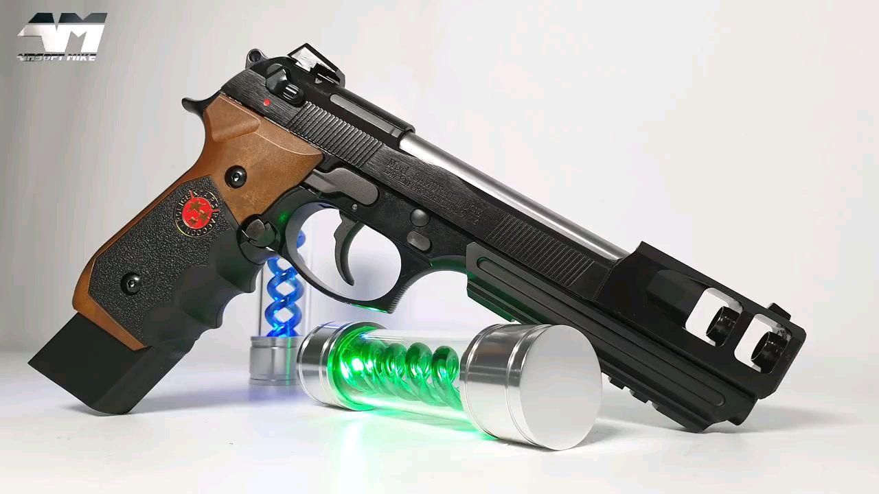 WE-TECH BARRY BURTON M92 GEN 2 FULL AUTO