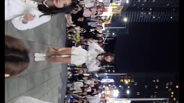 韩国小改改大街热舞