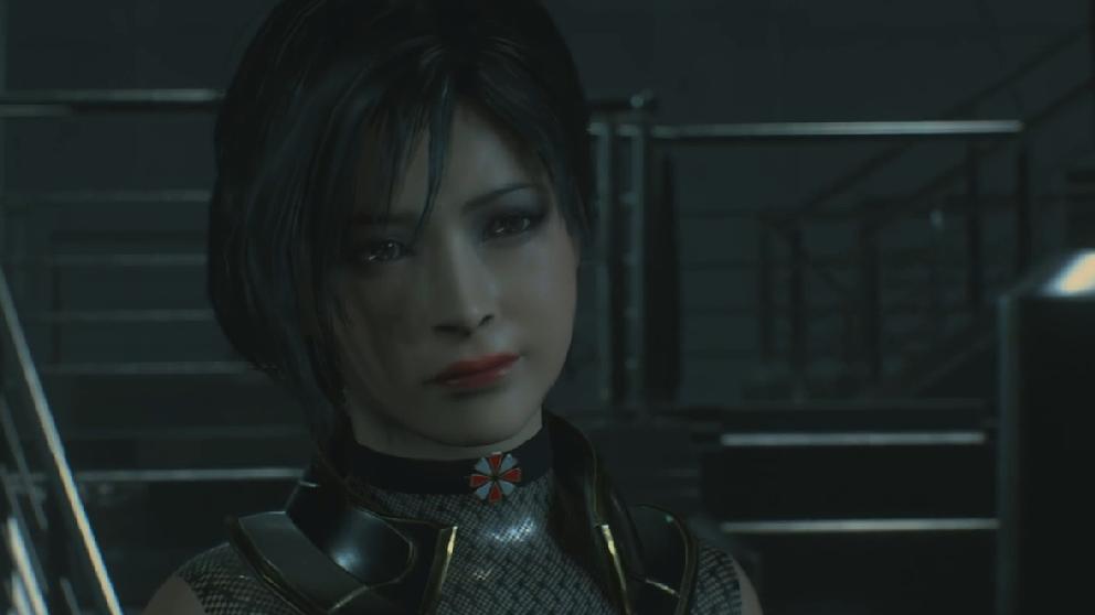 生化2重置版 Ada女战士mod