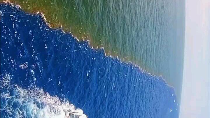 大西洋与太平洋的分界线