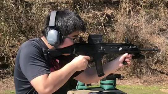 【第三弹】蝎式EVO 3冲锋枪射击