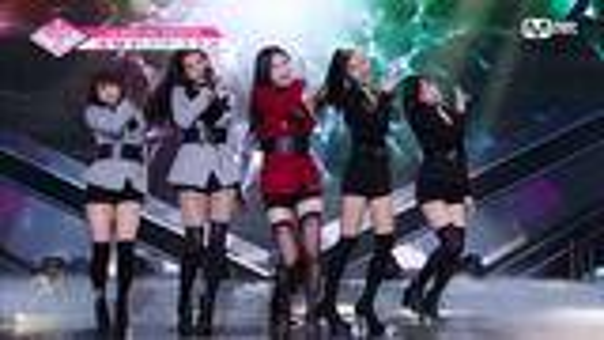 [ENG sub] PRODUCE48 [4회] ′실전에 강하다!′ 흐흥이 난 여우ㅣ레드벨벳