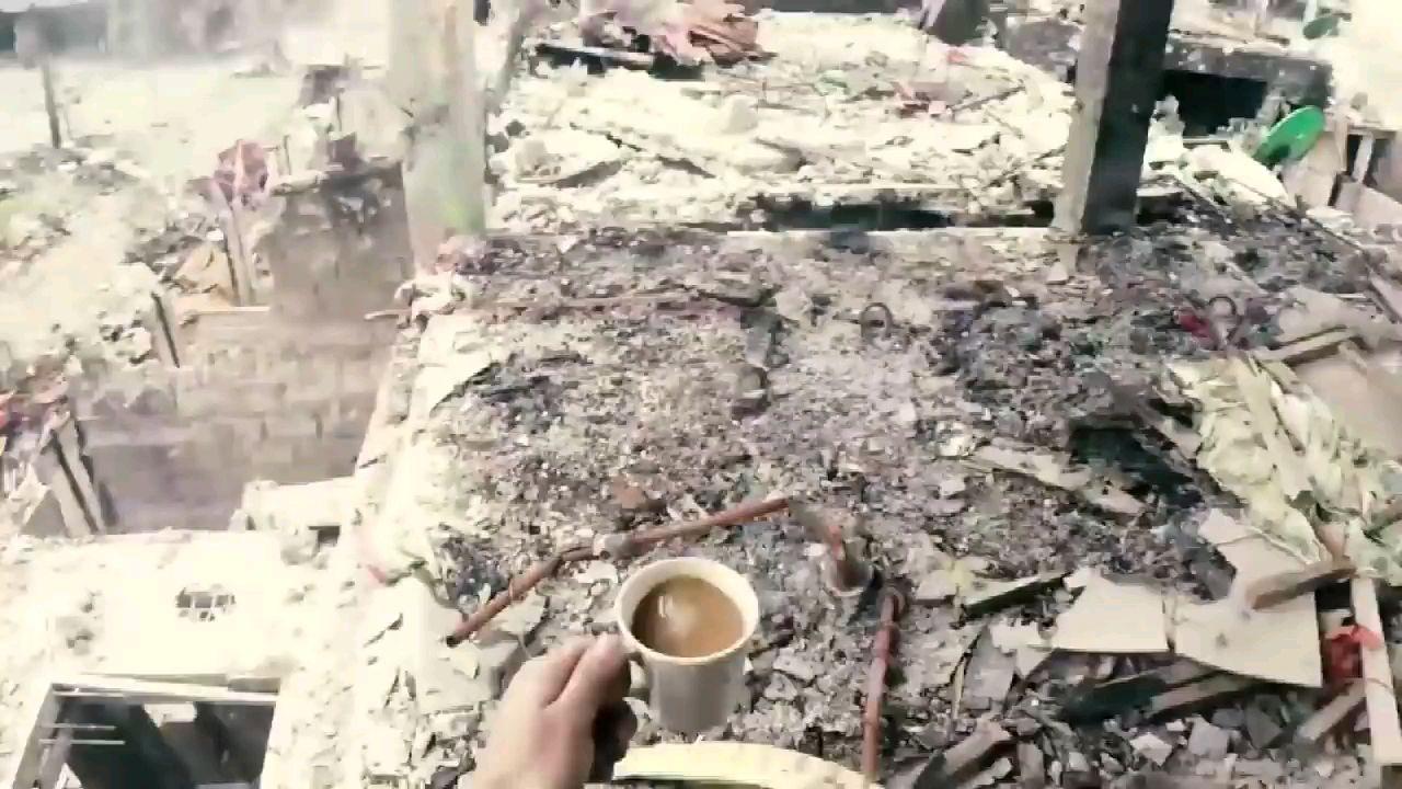 [菲律宾反恐]火线咖啡外卖员