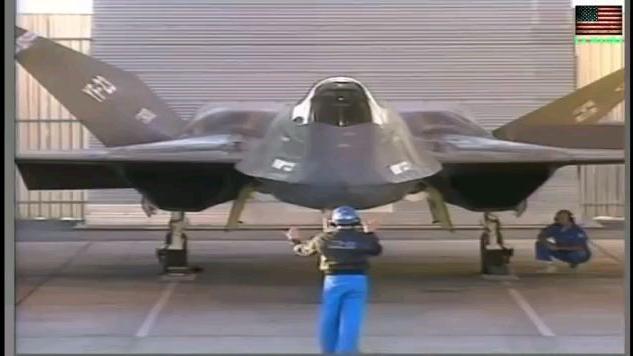 YF-23黑寡妇-美国空军力量