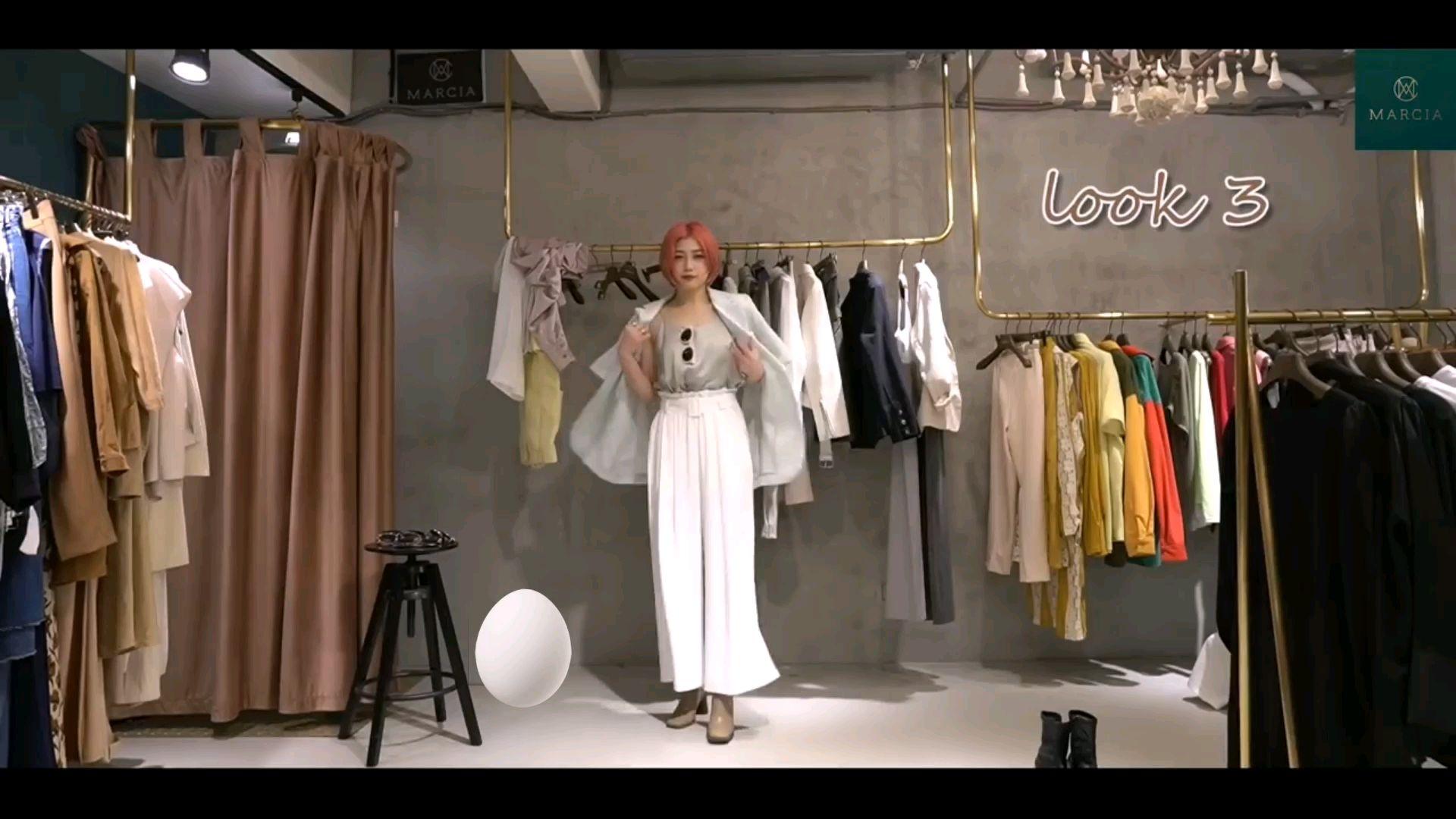 【爱玩试衣间】十身装扮,美女杰西卡带你紧跟2020春季时尚潮流!