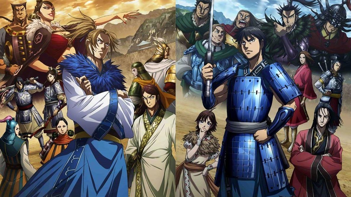 TV动画『王者天下』第3季正式PV、4月5日开播