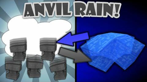如果雨和铁砧互换