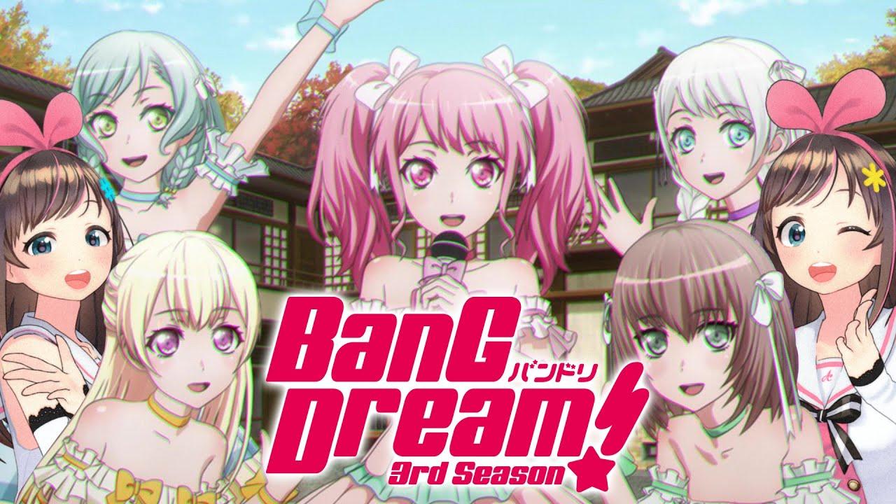 【Kizuna AI*#】「BanG Dream! 3rd Season」