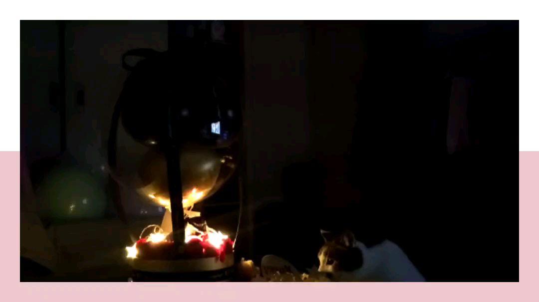 我的日常vlog——生日惊喜
