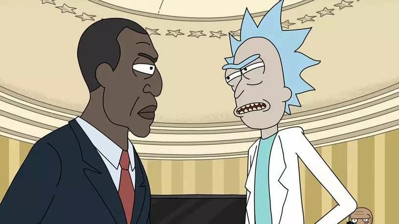 【瑞克和莫蒂】官方短片:Super Sentai Rick.