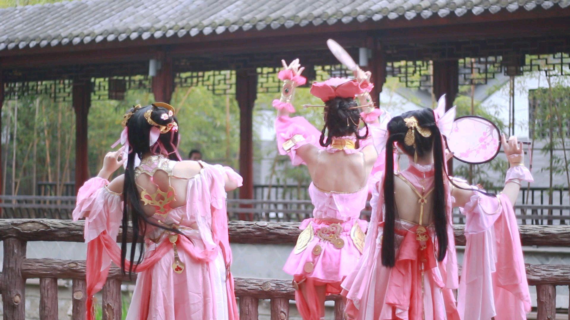 【A等生】【次元】秀姐带着秀萝们出来尬舞啦!