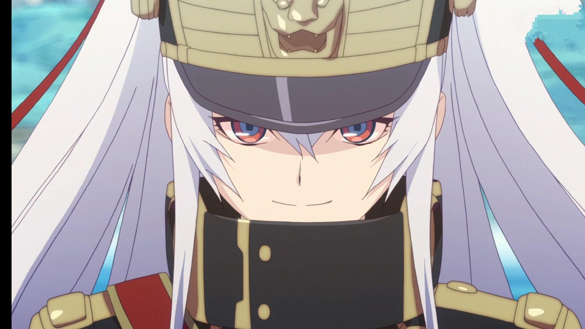 【RE: 创造主】军姬,第一集插曲