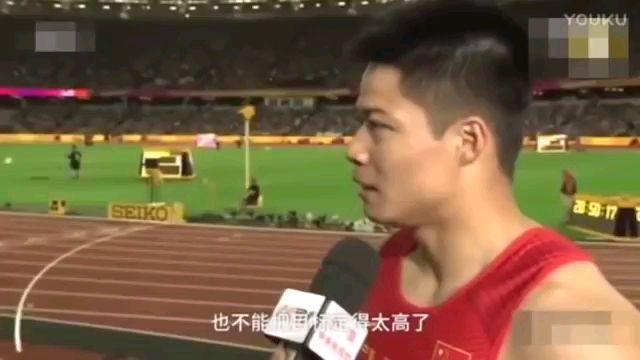 中国体育雷人采访合集!