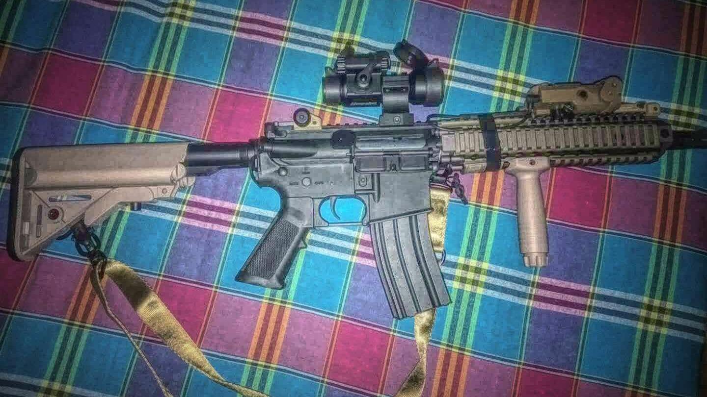 (水弹)Mk18mod1(司马改)