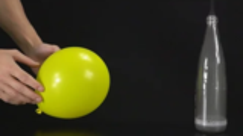 [家庭科学实验]如何在家自己制作会飞的气球
