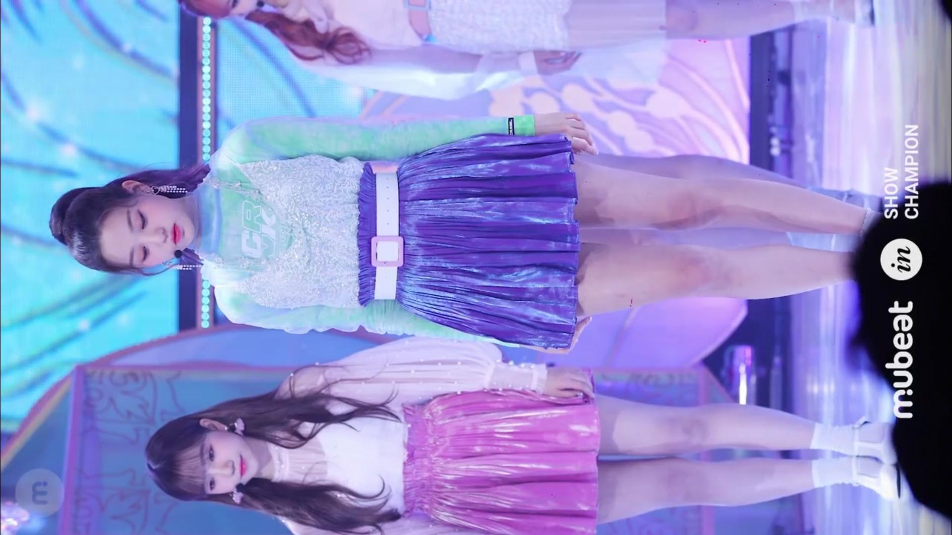 【张元英】Violeta 张元英短裙直拍