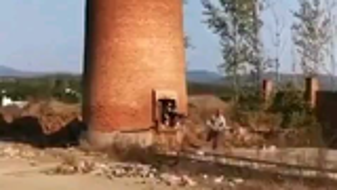 硬核拆塔!
