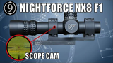 【瞄具】Nightforce NX8 1-8x24 F1:光学评测-LPVO