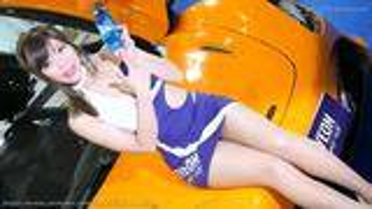 韩国车模直拍