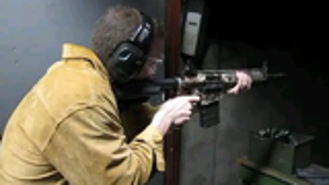 CM901试射