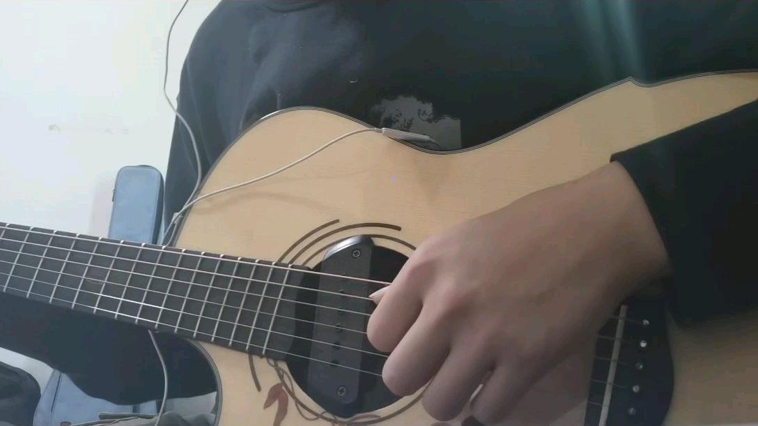 吉他弹唱  梦灯笼