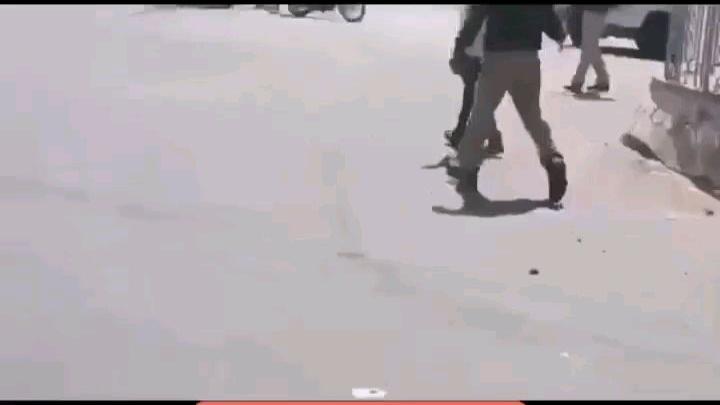 印度街头执法