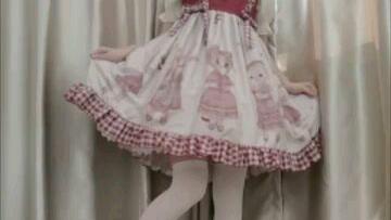 【lolita】转圈圈,美美哒