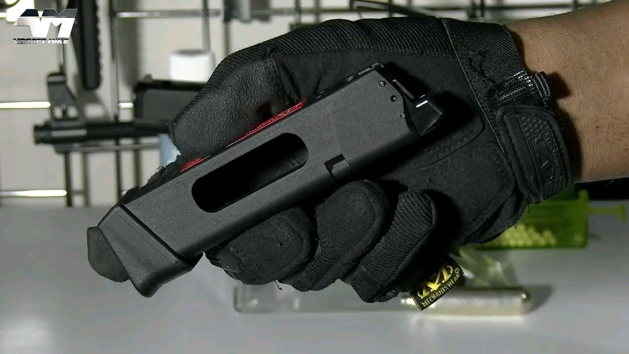 格洛克G34  CO2版本开箱测评