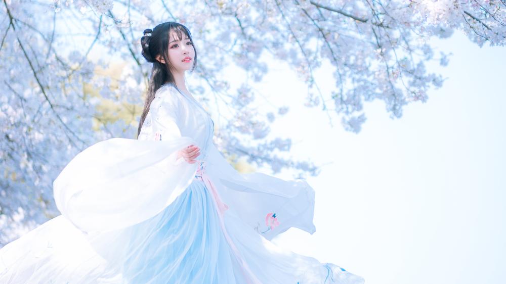 【夕颜】浣纱歌✿逆水寒