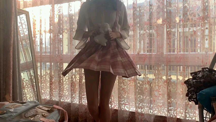 jk【中牌树莓红茶】滤镜是夏天的太阳