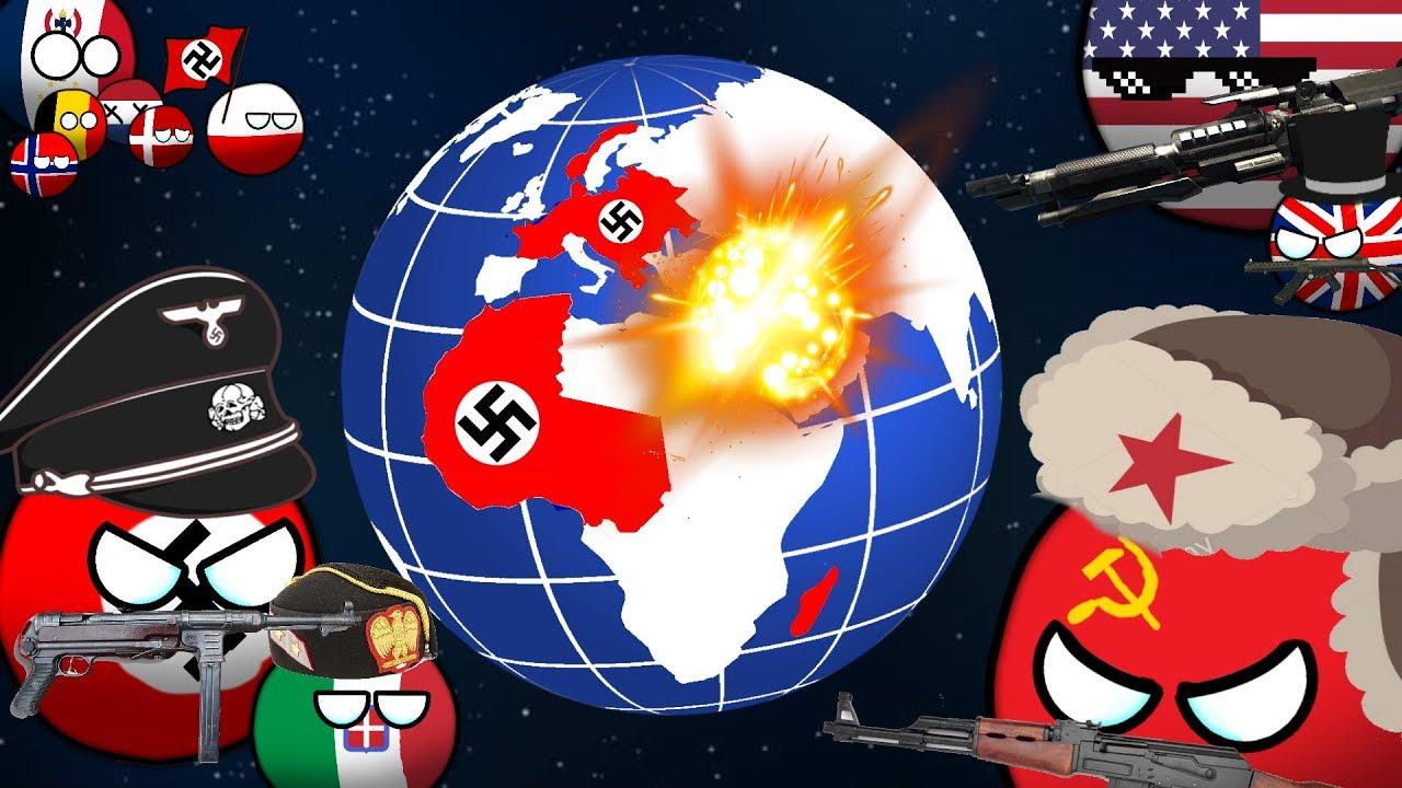 【波兰球】第二次世界大战