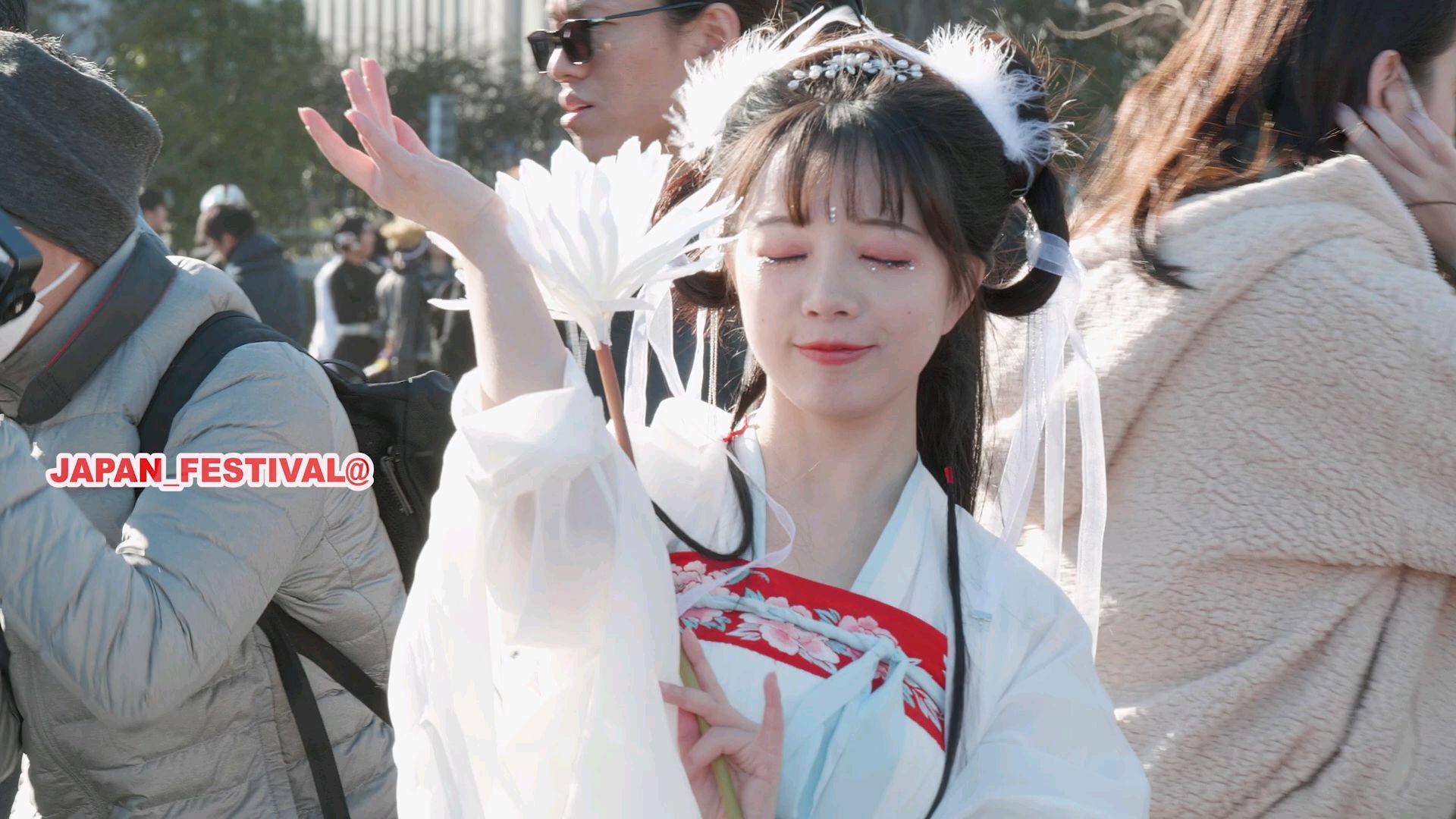 日本 C97 动漫同人展中的【Amiro王奕萌 ♛ 神楽坂真冬】