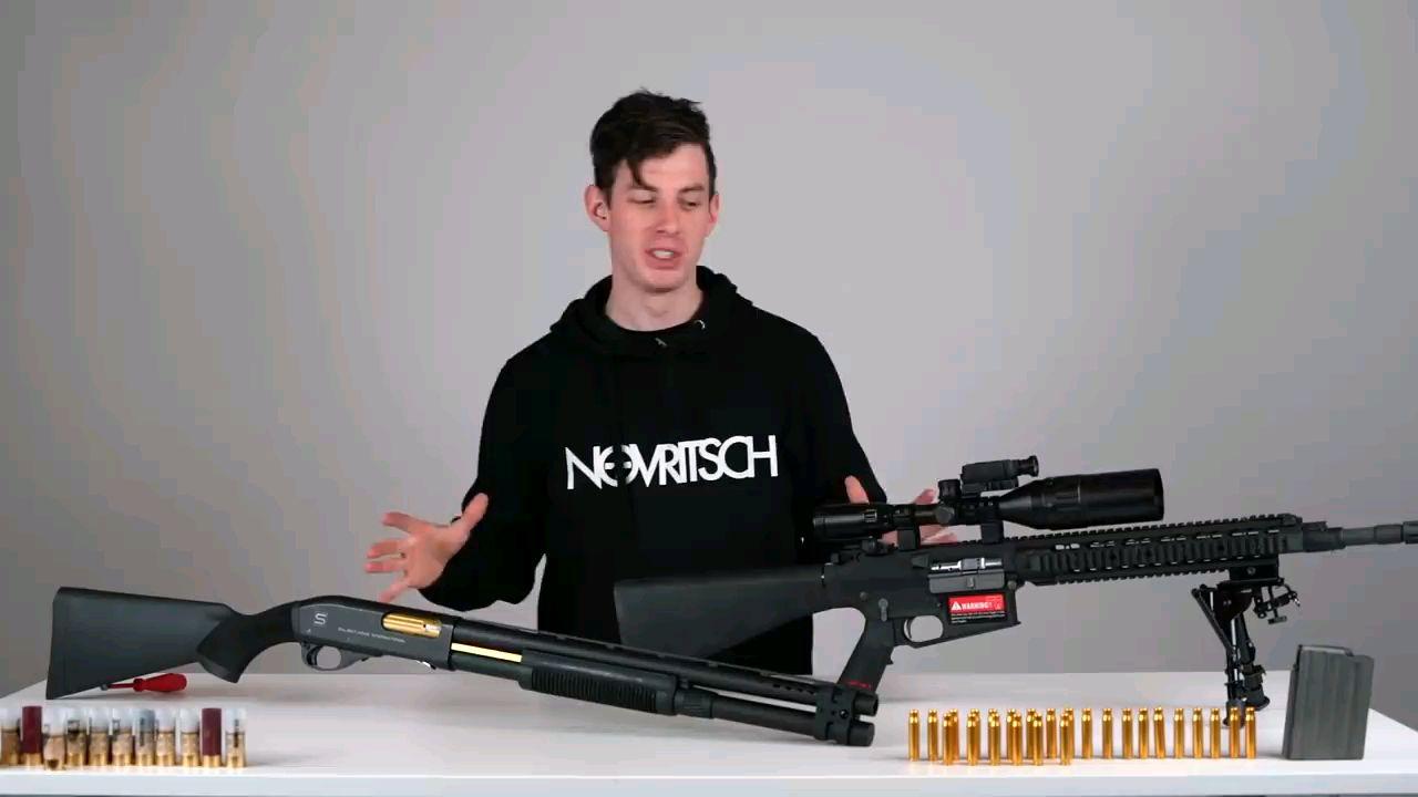 最逼真的玩具枪