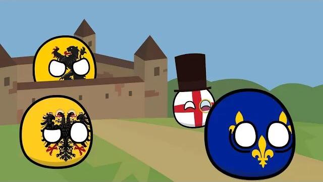 国家球№2 盾牌与朋友