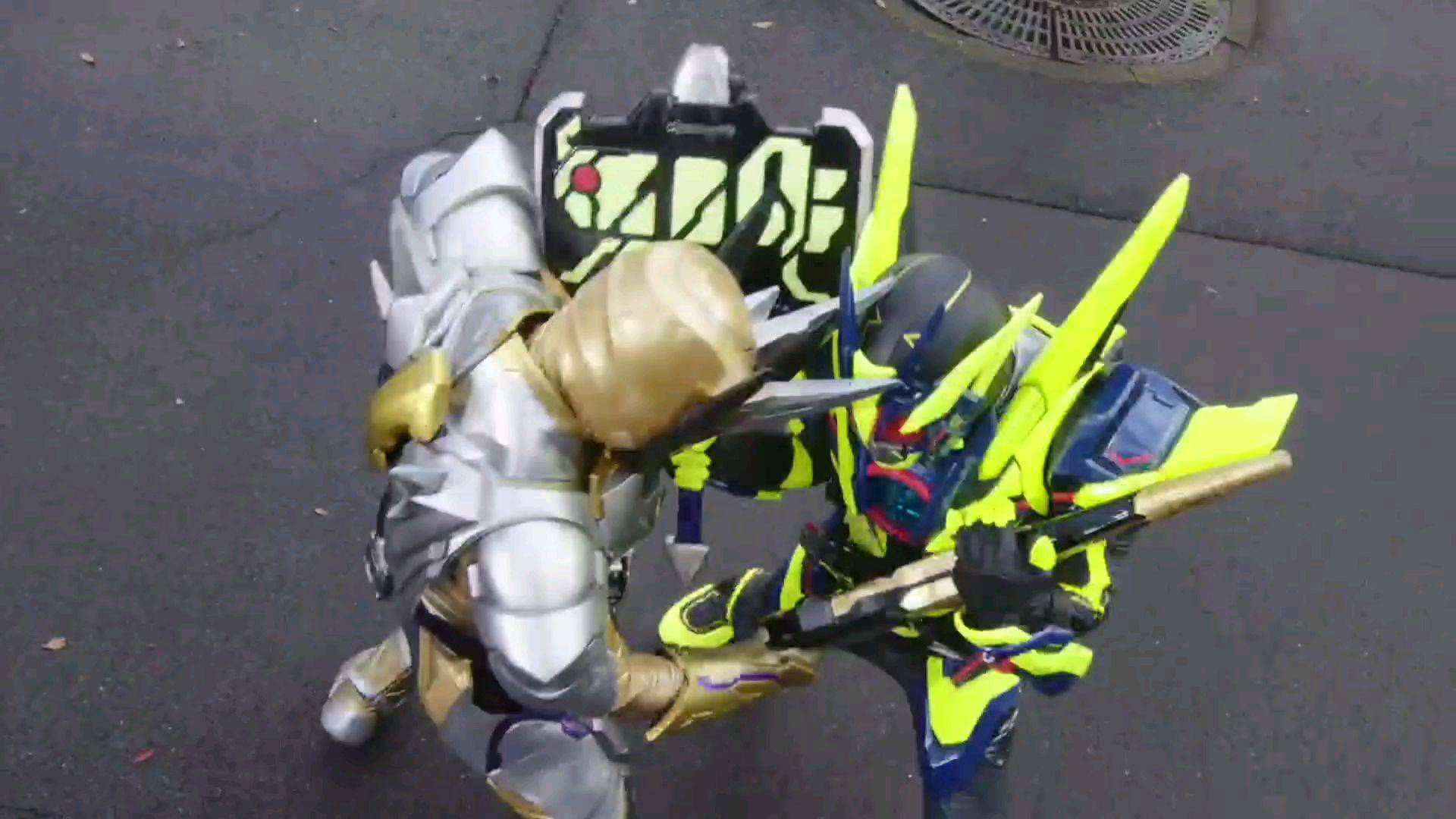 【假面骑士/Zero-One篇】愤怒的或人