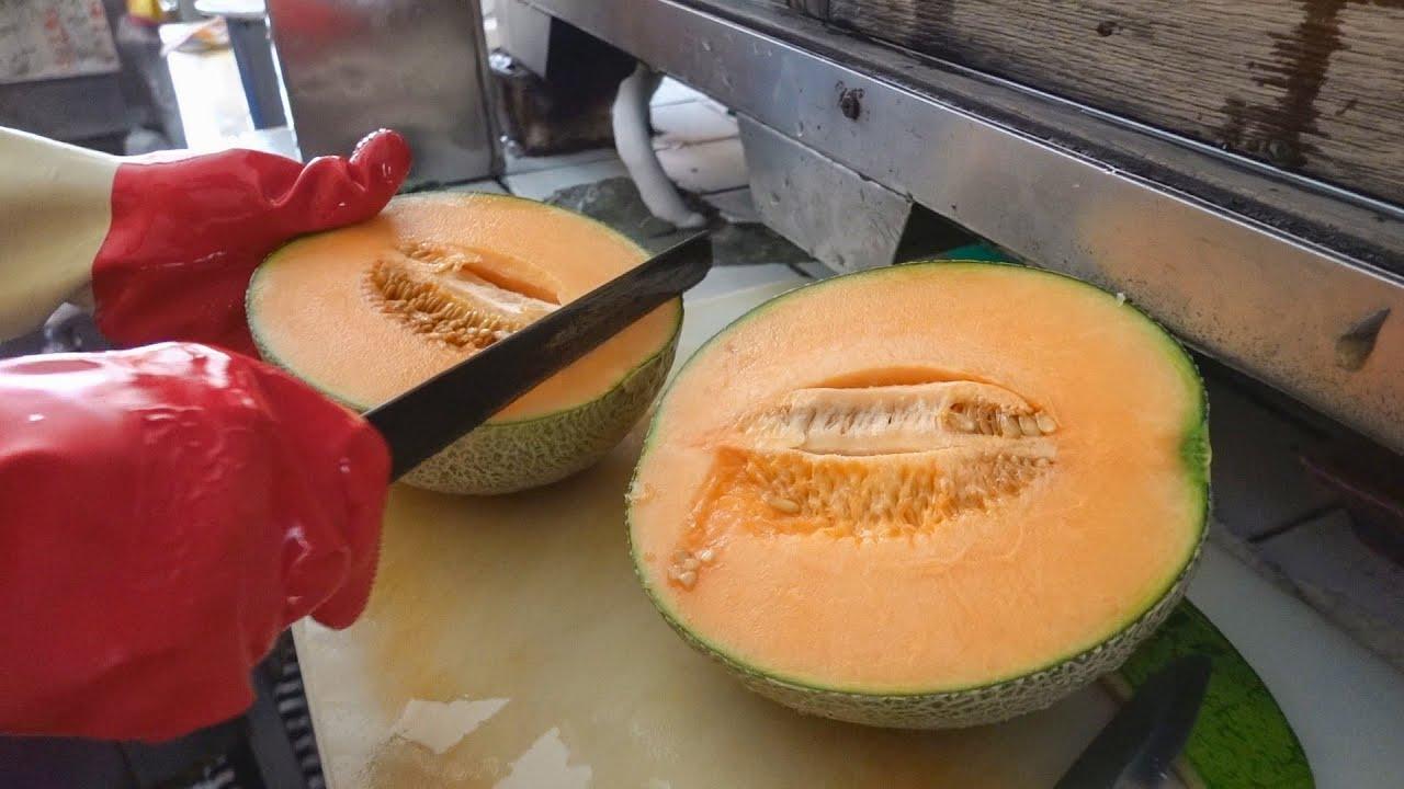 水果切割技能, 水果切盤——台湾街头美食