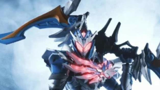 【踩点/超燃】铠甲勇士猎铠鹰帅