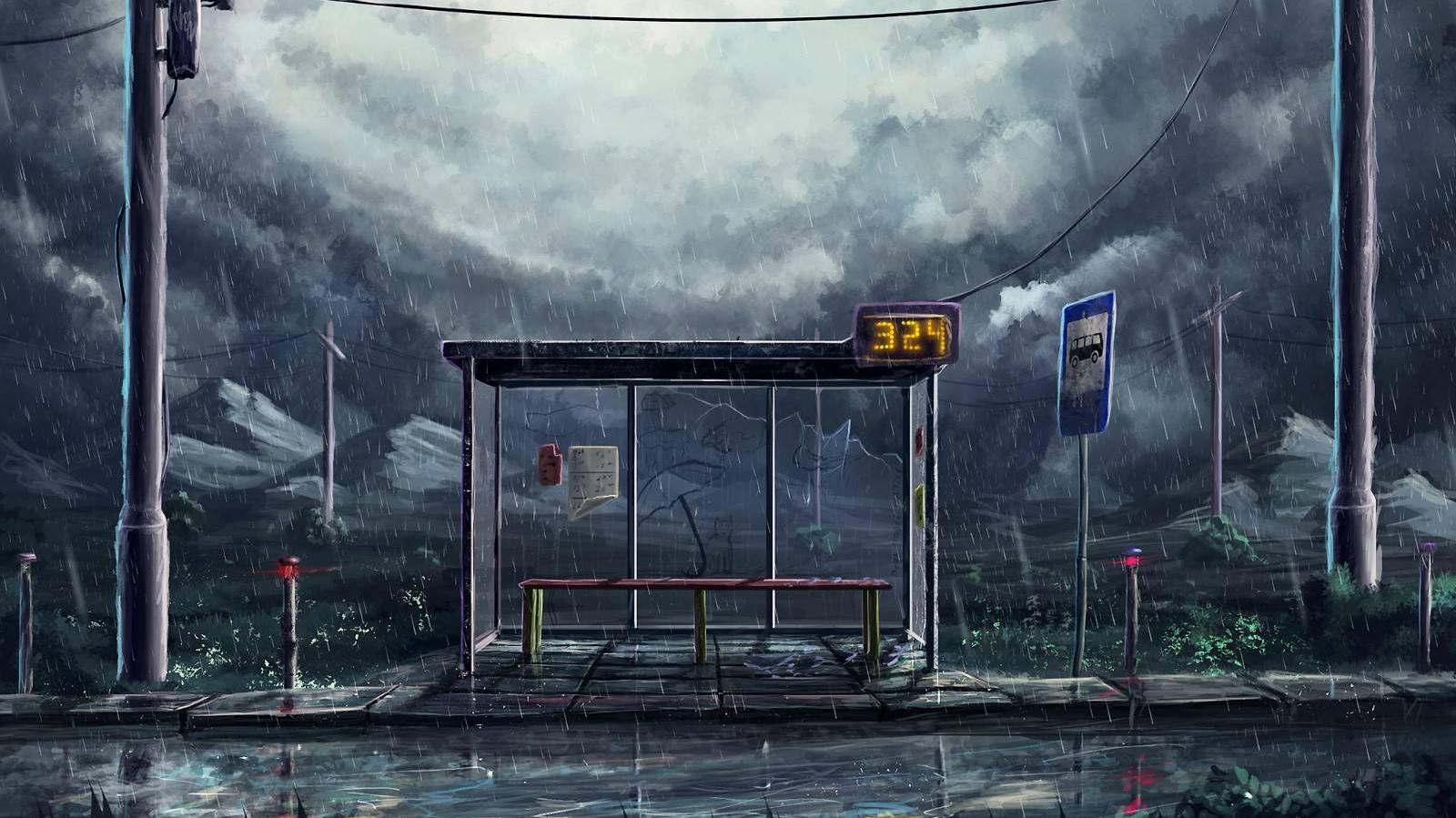 【一个小时的雨声】(放松/助眠/安静)